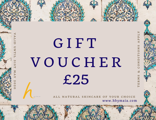 h by Maia gift voucher