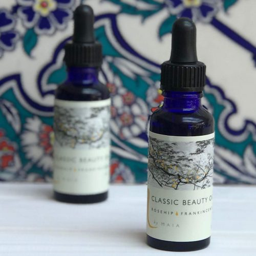 Natural Facial Oil | Face Oil | Classic Beauty Oil h by Maia