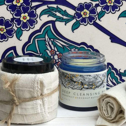 Deep Cleansing Balm | Oil Cleansing | Natural Cleanser - h by Maia